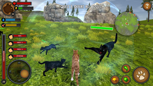 Cats of the Forest screenshots 3