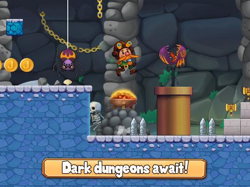 Jake's Adventure: Jump world & Running games! ud83cudf40 2.0.3 screenshots 9
