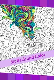 Colorju Prism Mandala Coloring Book