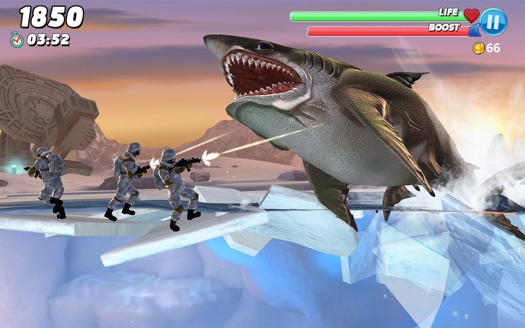Hungry Shark World poster 16