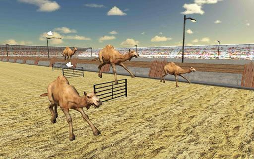 Camel Race Dubai Camel Simulator apklade screenshots 2