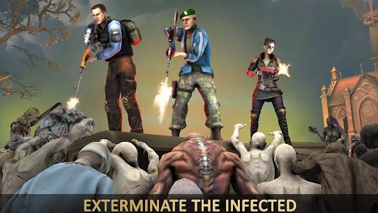 Baixar Live Or Die Zombie Survival Pro MOD APK 0.1.436 – {Versão atualizada} 3