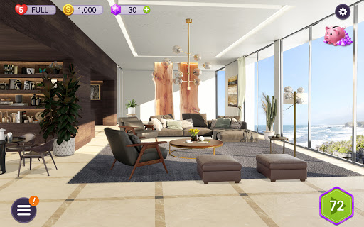 Home Design: Modern Luxury Renovation 1.0.17 screenshots 9