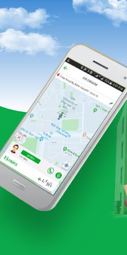 Bykea - Bike Taxi, Delivery & Payments  Screenshots 3