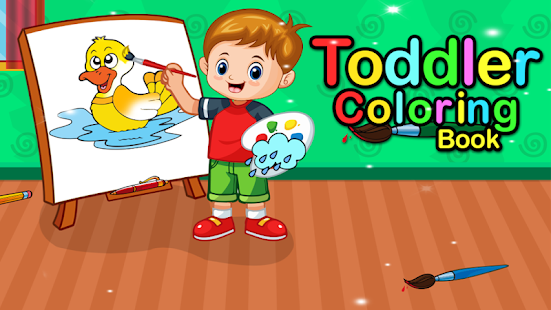- Toddler Coloring Book & Kids Painting Games – Apps On Google Play