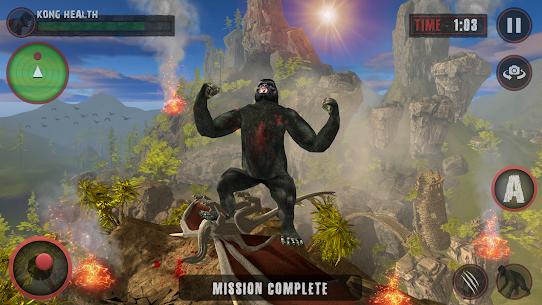 Godzilla & Kong 2021 MOD (Levels Unlocked) 3