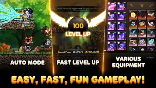 Roem - Pixel Dungeon Raid  screenshots 14