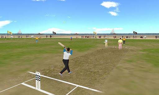 Beach Cricket 2.5.5 Screenshots 2