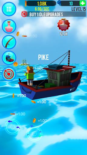 Fishing Clicker Game  screenshots 3