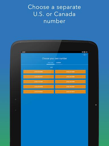 Line2 - Second Phone Number 4.2.2 Screenshots 10
