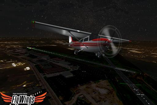 Flight Simulator Night - Fly Over New York NY 1.0.1 screenshots 5