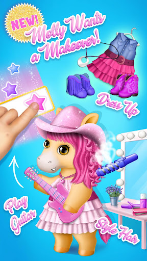 Pony Sisters Pop Music Band - Play, Sing & Design 6.0.24419 screenshots 1