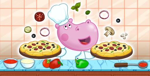 Pizza maker. Cooking for kids 1.2.2 screenshots 1