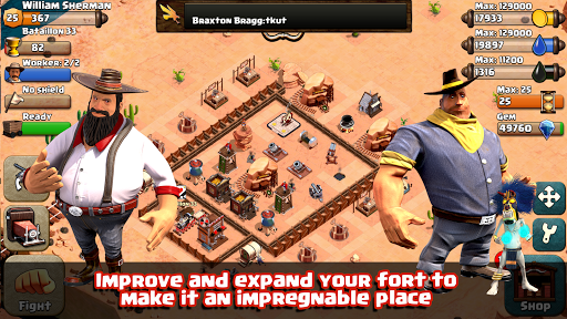 War Wild West 1.1.51 screenshots 1