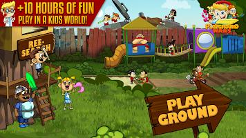 Playground Wars