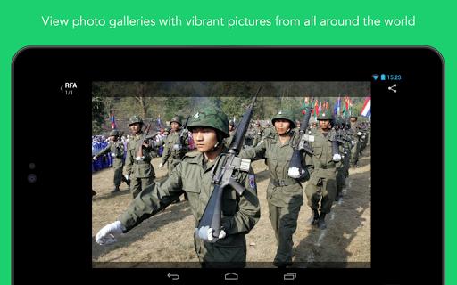 Radio Free Asia (RFA) 3.3.1 Screenshots 24