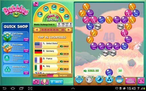 Bubbles IQ  screenshots 7
