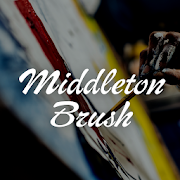 Middleton Brush Flipfont  Icon