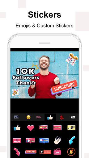 Vlog Star - free video editor & maker 3.6.9 Screenshots 8