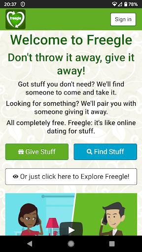 Freegle 2.0.66 screenshots 1