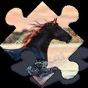 Horses Jigsaw Puzzles Free