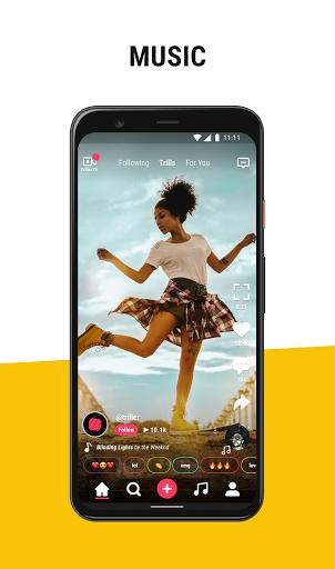 Triller: Social Video Platform apktram screenshots 5