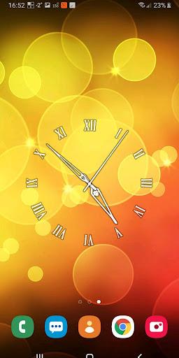 Battery Saving Analog Clocks Live Wallpaper 6.5.1 Screenshots 7