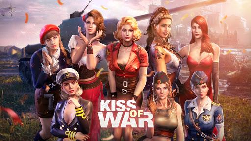 Kiss of War APK MOD – Pièces de Monnaie Illimitées (Astuce) screenshots hack proof 1