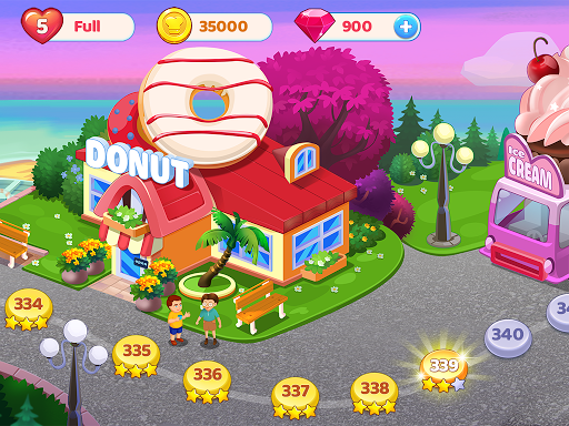 Cooking World: Diary Cooking Games for Girls City 2.1.3 Screenshots 8