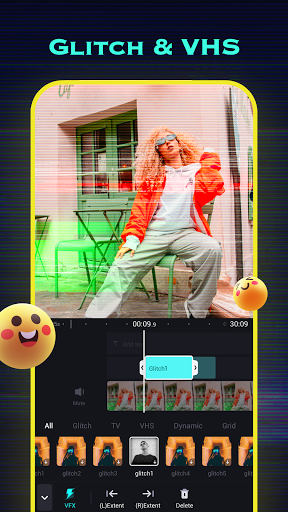 Shotcut: Music Video Maker, Video Effects for Vlog android2mod screenshots 2