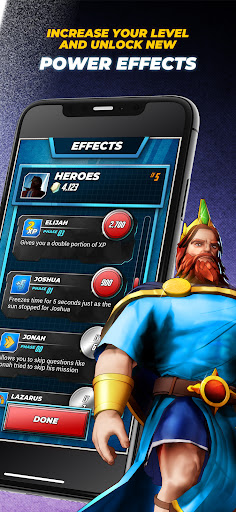 Heroes: The Bible Trivia Game  screenshots 4