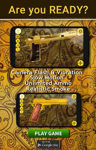 Golden Guns Weapon Simulator 1.4 screenshots 2