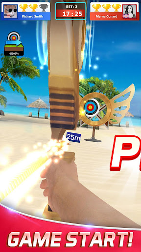 Archery Elite™ - Free Multiplayer Archero Game apktreat screenshots 2
