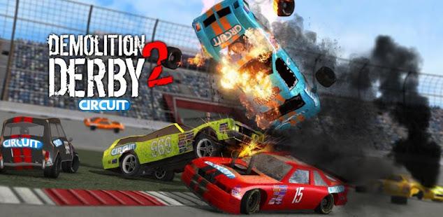 demolition derby 2 hack