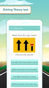 Driving Theory Test and Signs Code 2021 App For Android 4