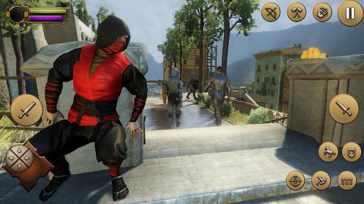 Creed Ninja Assassin Hero: New Fighting Games 2021 1.0.5 screenshots 7