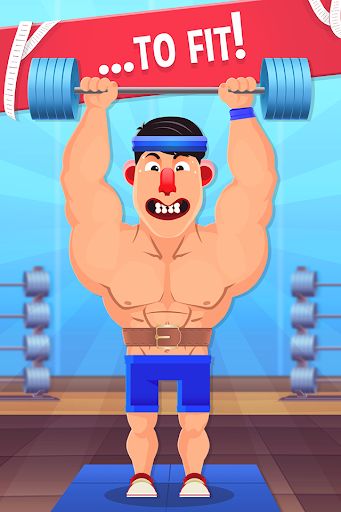 Fat No More - Be the Biggest Loser in the Gym! 1.2.39 screenshots 2