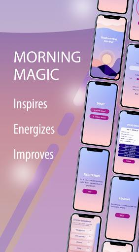 My Morning (meditations and affirmations) screenshot 1