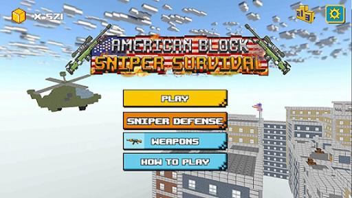American Block Sniper Survival  Screenshots 12
