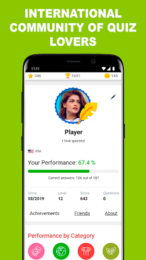 QuizzClub: Family Trivia Game with Fun Questions 2.1.19 Screenshots 8
