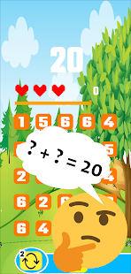 123 GO Crazy Numbers Count Math Game think fast 0.4 screenshots 1