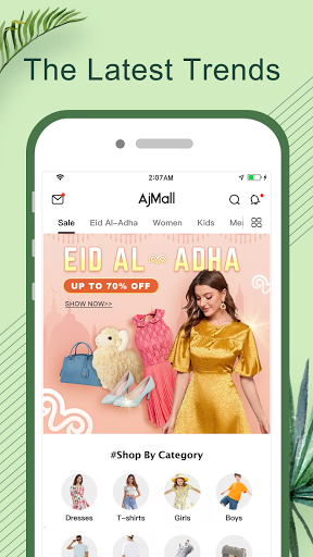 AjMall - Online Shopping Store android2mod screenshots 2