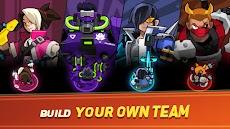 Cyber War: Idle Tower Defense Gamesのおすすめ画像1