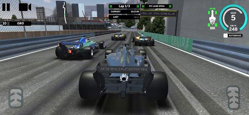 Ala Mobile GP - Formula cars racing screenshots 4