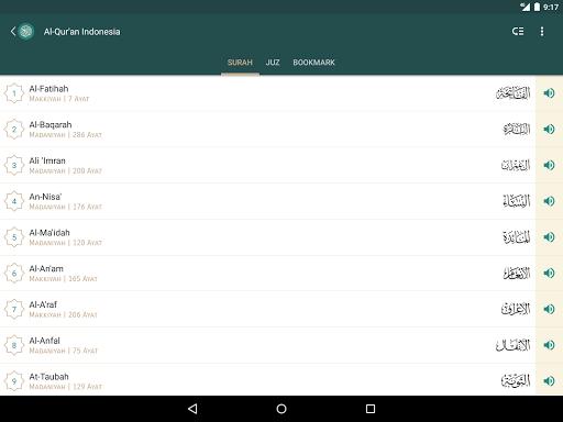Al Quran Indonesia 2.6.72 screenshots 10