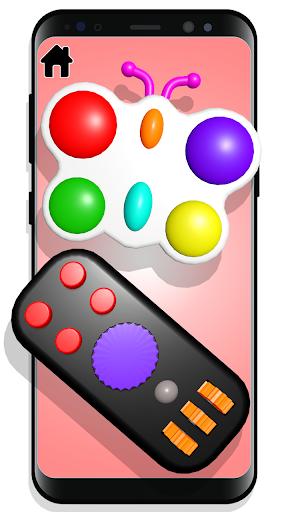 Fidget Toys Calming Games Sensory kit anti anxiety  screenshots 6
