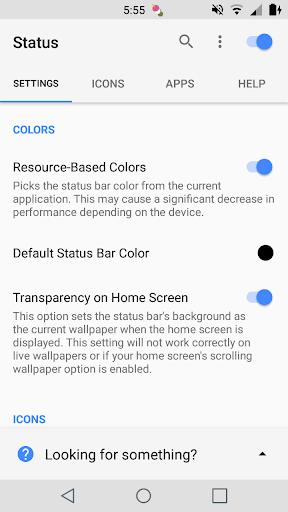 Status 3.7 Screenshots 1
