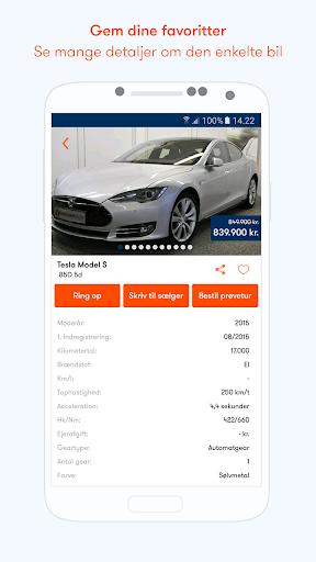 Bilbasen u2013 ku00f8b brugte biler apktram screenshots 2