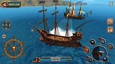 船の戦い-エイジオブパイレーツ-軍艦の戦いのおすすめ画像1