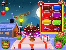クリスマスケーキの女の子のゲームのおすすめ画像5